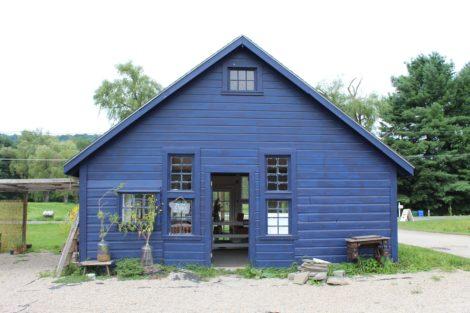 The North Plain Farm store.