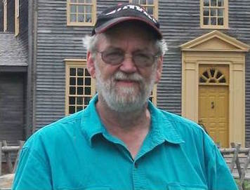 Bernard Drew. Photo courtesy Bidwell House Museum