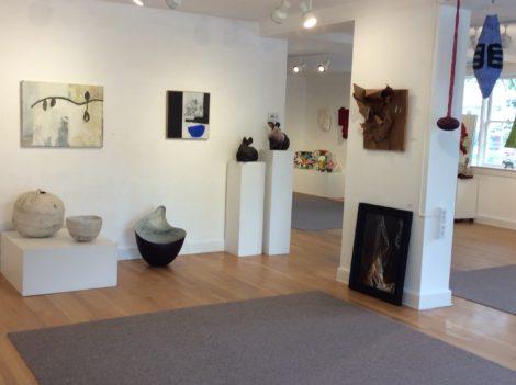 4ForArt gallery in Lenox.