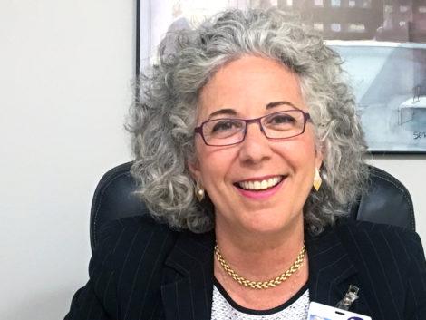 Lia Spiliotes, CEO of Community Health Programs.