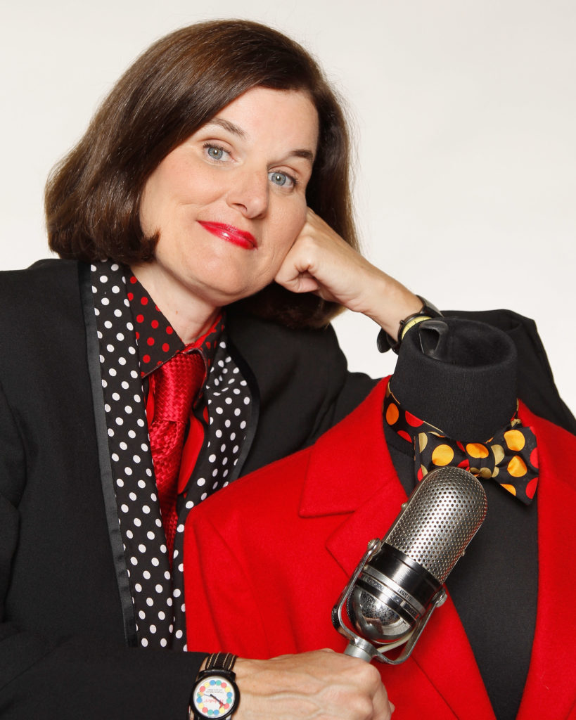 Comedian Paula Poundstone at the Ice House Comedy Club in Pasadena, California, on July 12, 2012. Photo: Michael Schwartz/WireImage