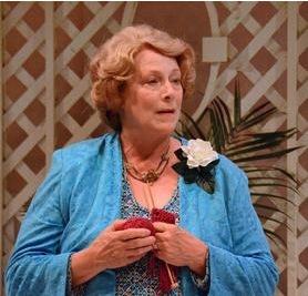 Diane Prusha as Grace Ansley. Photo: Olivia Winslow
