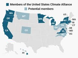 climate alliance members