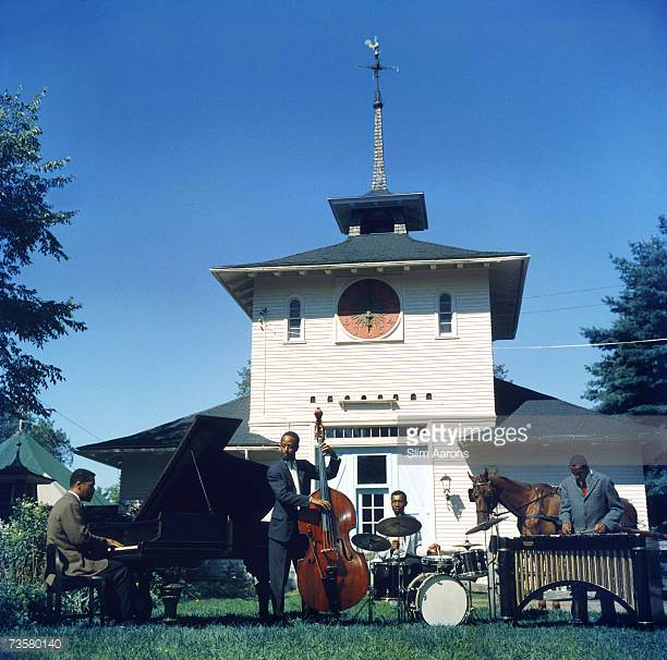 The Clock Tower during the Jazz Era at the Music Barn. Photo courtesy Getty Images