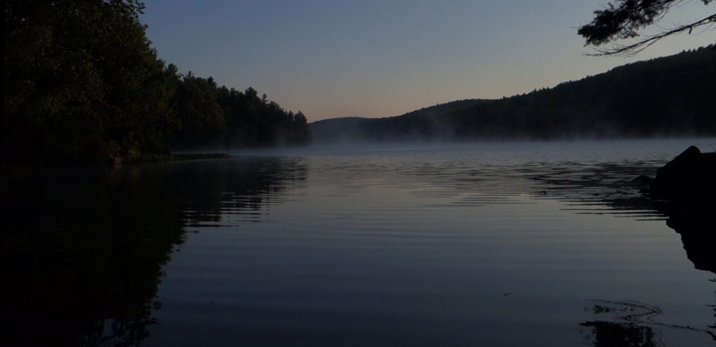 Another beautiful morning at Lower Spectacle Pond. Photo: Ben Hillman