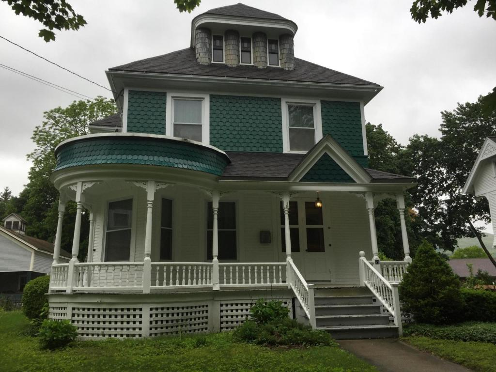 Historic Properties: Homes Built in 1900 or Before |