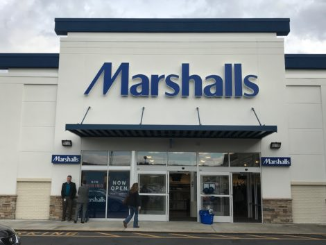 separation shoes 40030 5821f Marshalls opens in Great Barrington, donates $10,000 to ...