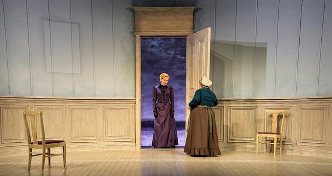 Theatre Review A Doll S House Part 2 At Barrington Stage Is A