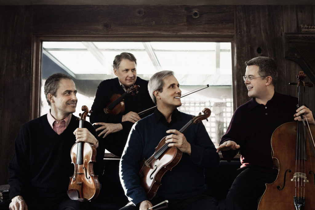PREVIEW: Emerson String Quartet to perform late Beethoven