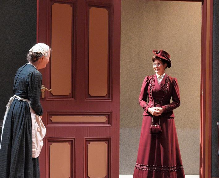 Theatre Review A Doll S House Part 2 At Weston Playhouse