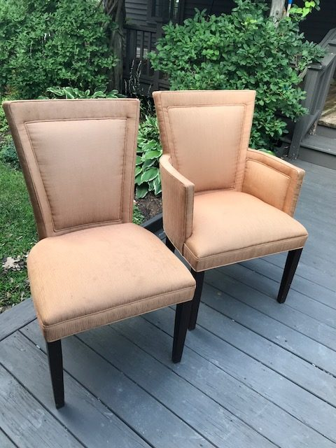 To Reupholster Or To Buy New That Is The Question