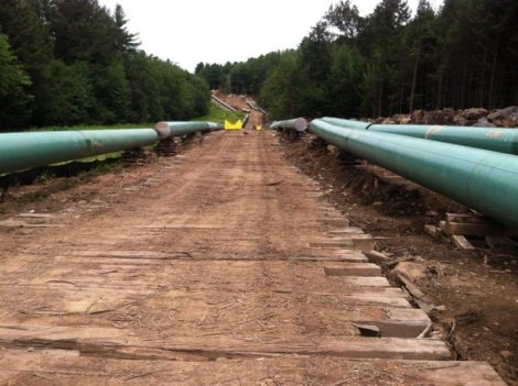 ANALYSIS: Otis State Forest pipeline battle set troubling precedents for state-protected land