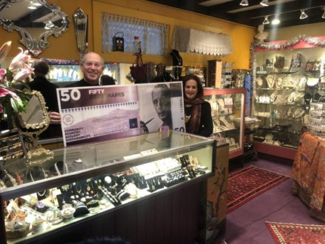 BerkShares Business of the Month: Heirlooms Jewelry