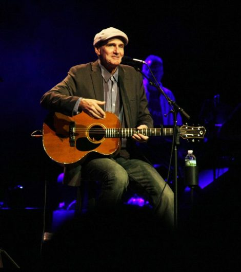 PREVIEW: Berkshires fixture and icon James Taylor to perform at Tanglewood in July