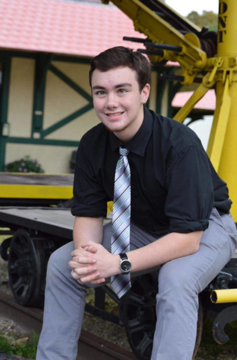 Profile of a first-generation college-bound student: Stone Murphy