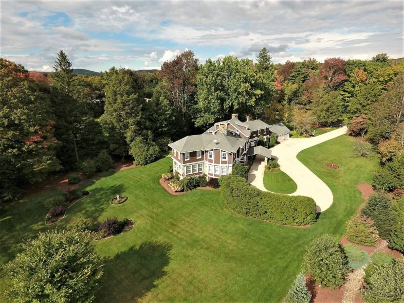 Over the Border: Properties in New York and Connecticut