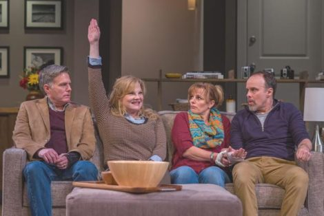 THEATRE REVIEW: World premiere of 'Red Maple' at theREP, a terrific new comedy