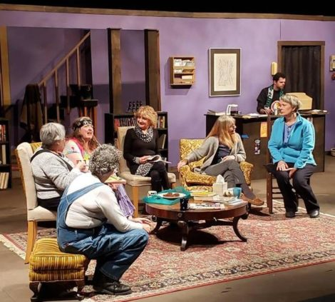 THEATRE REVIEW: Town Players of Pittsfield's 'New and Used,' a promise premiere