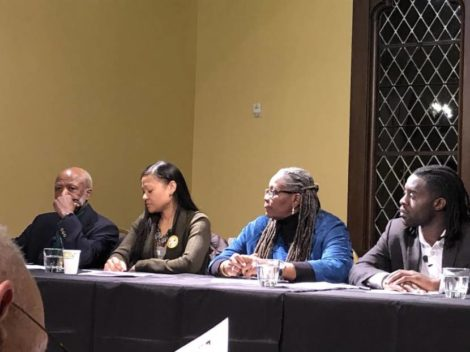 'Being Black in the Berkshires,' a forum on the black experience
