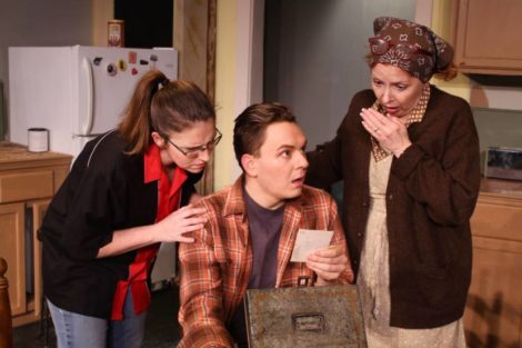 Ghent Playhouse's 'Miracle on South Division Street' describes family meeting, features extraordinary cast