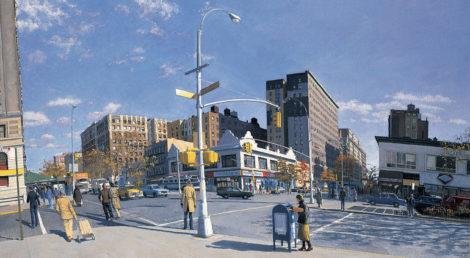 LEONARD QUART: Looking at paintings