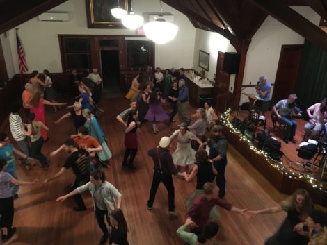 Social dancing is alive (and growing!) in the Berkshires