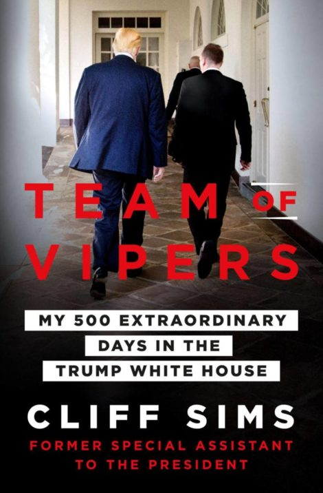 REVIEW: 'Team of Vipers' spills secrets, exacts vengeance on fellow members of King's Court