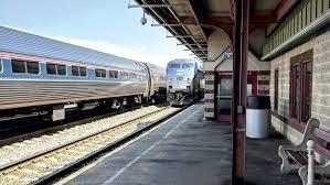 Keep east-west rail on track