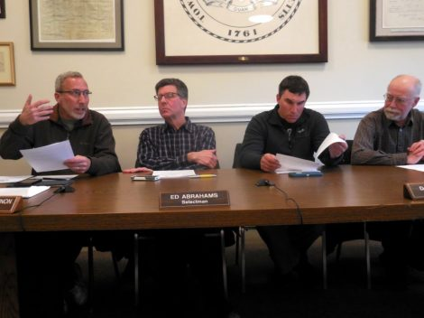 Finalists named in Great Barrington town manager search