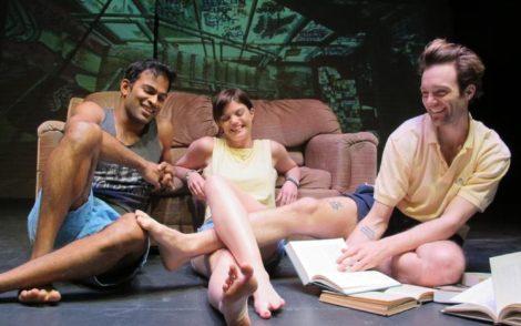 THEATRE REVIEW: Bridge Street Theatre's fascinating 'The Letters' is smart, unobtrusive