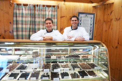 Business Briefs: Catherine's Chocolates changes hands; GoodWorks acquires Infinity Hall; educational enrichment grants; Velez is Latina Leader; grants for Oldtone Productions; Smith joins Berkshire Money Management