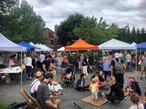 Farm Market Table: Celebrating an accessible, sustainable food system