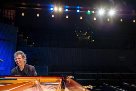 Bits & Bytes: Chick Corea Trio at the Mahaiwe; Agnès Varda film festival; immigration system talk; the Suitcase Junket at Club Helsinki Hudson