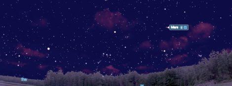 EYES TO THE SKY: Planets, crescent moons, Taurus' third horn, Eta Aquariid meteors
