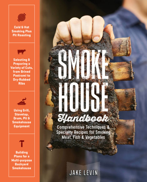 BOOK REVIEW: 'Smoke House Handbook' focuses on simple ... on ugly drum smoker plans, free wooden lighthouse plans, free smoker plans,