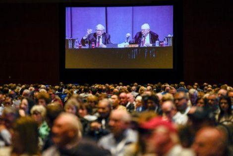 CAPITAL IDEAS: Buffett-stock and China gets rocked