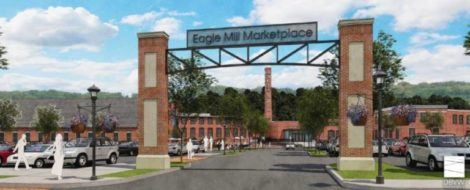Eagle Mill receives crucial federal tax credits for mixed-use project in downtown Lee