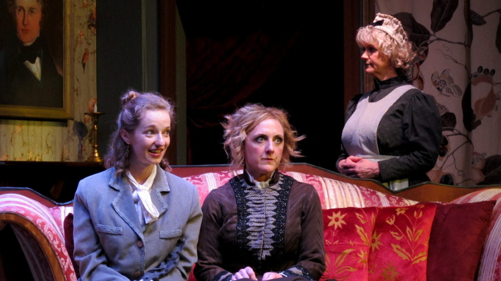 THEATRE REVIEW: Bridge Street Theatre's 'The Moors' a very