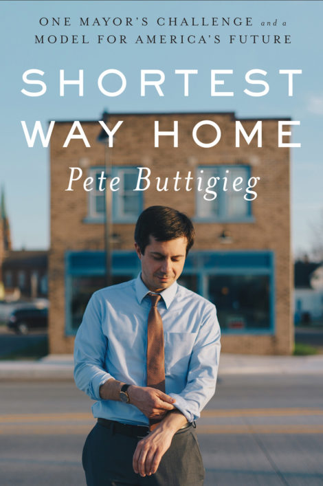 BOOK REVIEW: 'Shortest Way Home': The making of a presidential candidate