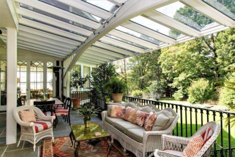 Entertain or Relax Here: Porches & Decks