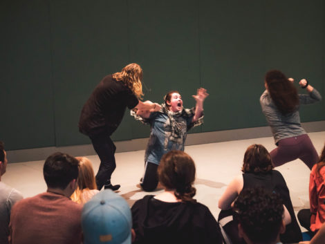 'All the world's a stage' at Shakespeare & Company's Summer Training Institute