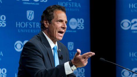 Alan Chartock: Gov. Cuomo rides roughshod over Democrats