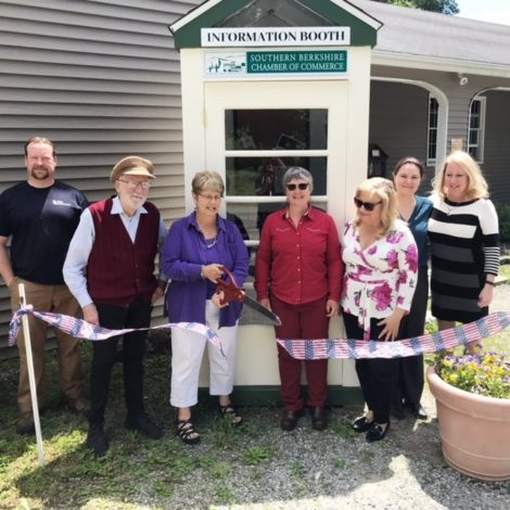 Business Briefs: Berkshire Chamber visitors' booth; Carr Hardware in Springfield; honors for William Pitt Sotheby's agents; Barnbrook Realty in Pittsfield; BCC, WNE transfer agreement