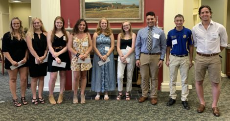 Business Briefs: Salisbury Bank scholarship recipients; Wheeler & Taylor acquires Isgood; Jacob's Pillow podcast; award for Fairview Commons; national designation for Greylock agent