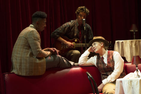 THEATRE REVIEW: Shakespeare & Company's 'Twelfth Night'rocks Tina Packer Playhouse
