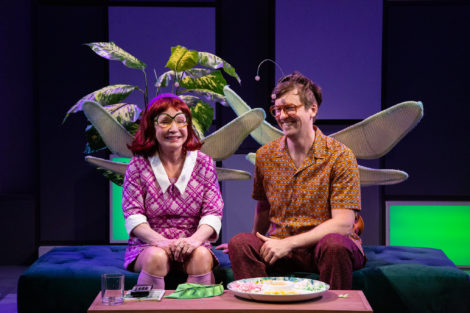 REVIEW: Barrington Stage's 'Time Flies and Other Comedies' features sophisticated staging, stellar ensemble acting, pitch-perfect direction