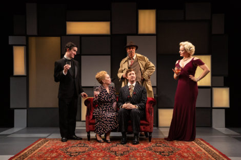 THEATRE REVIEW: Barrington Stage's 'Time Flies and Other Comedies' is clever and entertaining