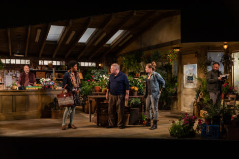 THEATRE REVIEW: Dorset Theatre Festival's intriguing 'DIG' a comedy with emotional, tear-jerking scenes