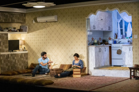 THEATRE REVIEW: WTF's riveting 'Selling Kabul' is less a play than an experience