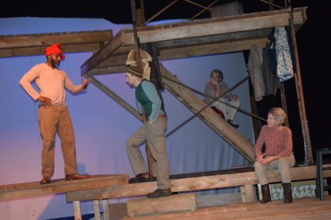 THEATRE REVIEW: Oldcastle's 'Judevine' an effective and affecting play about small-town life